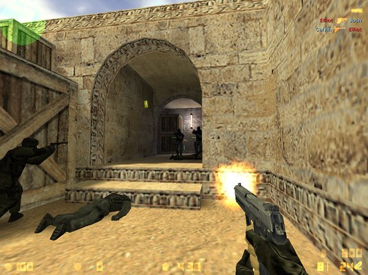 Counter-Strike исполнилось 20 лет