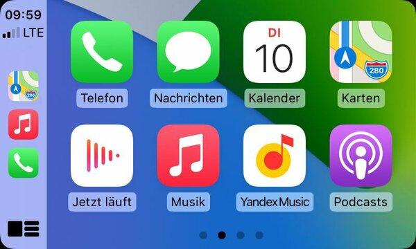Яндекс.Музыку оптимизировали дляApple CarPlay иAndroid Auto