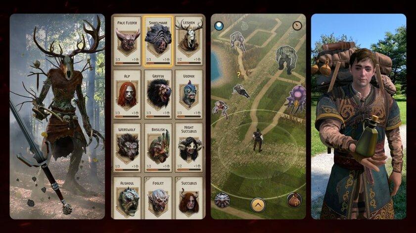 Мобильная игра про «Ведьмака» уже доступна жителям России, но невсем