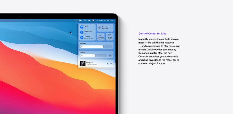Вышла macOS 11 Big Sur: редизайн, поддержка ARM, новый Safari ине только