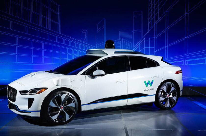 Jaguar Land Rover построит умный городской квартал длятестирования беспилотных автомобилей