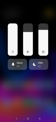Прошивка Xiaomi стала красивее: вMIUI обновился дизайн ползунков громкости именю выключения