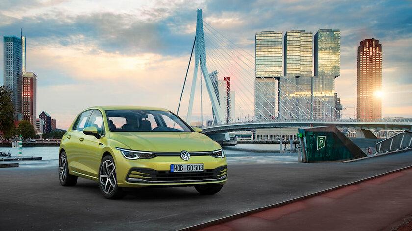 Легендарный Volkswagen Golf возвращается нарынок России свосьмым поколением линейки
