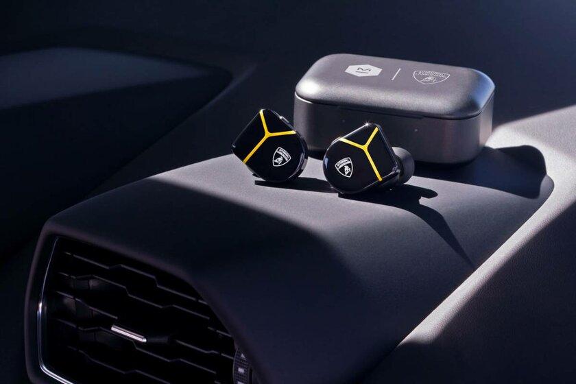 Lamborghini выпустила наушники— наудивление, они неслишком дорогие