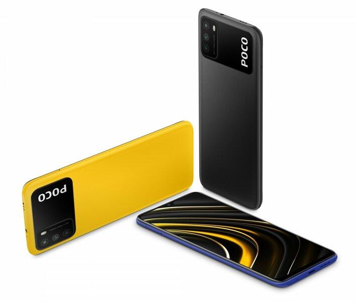 Xiaomi представила POCO M3: аккумулятор на6000 мАч инеобычный дизайн за150 долларов