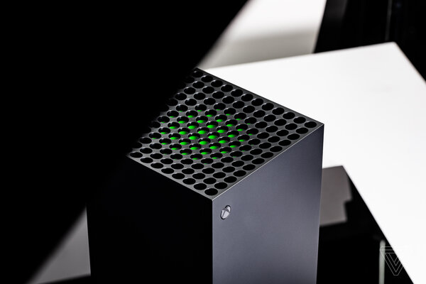 Microsoft обратилась запомощью кразработчиками, чтобы улучшить производительность Xbox Series X