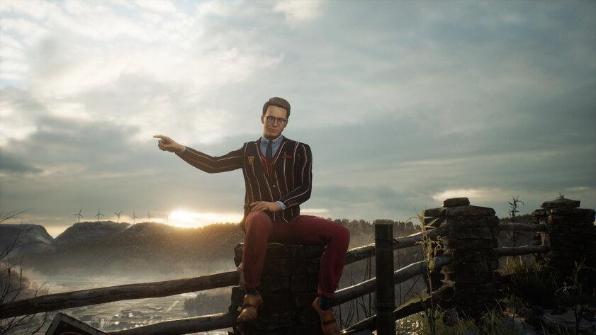 Состоялся релиз Twin Mirror: загадки, мистика иотсутствие экшна