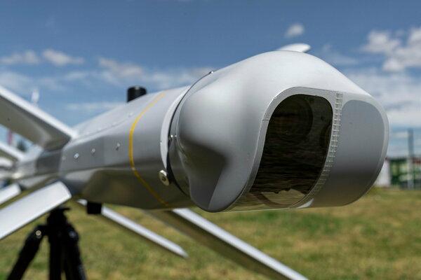 Дочерняя компания «Калашникова» создаёт новые дроны-камикадзе