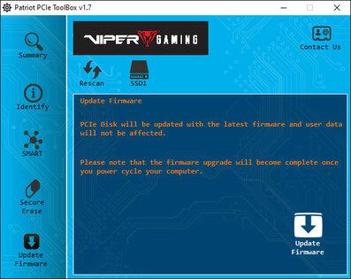 Обзор накопителя Patriot Viper VPN100-512GM28H на512 ГБ: нагрев поборен
