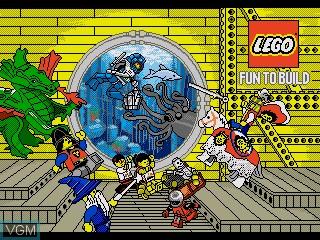 Первой компьютерной игре повселенной LEGO исполнилось 25 лет! Какой она была