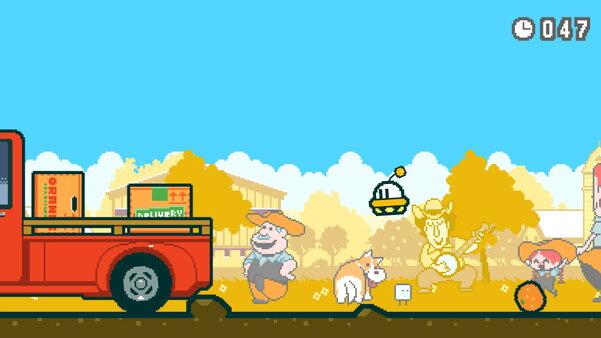 Обзор Part Time UFO: подработка инопланетянином отсоздателей Kirby
