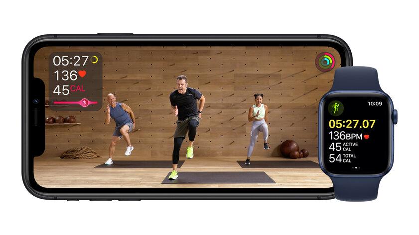 Вышла iOS 14.3: Fitness+, ProRAW иярлыки конфиденциальности