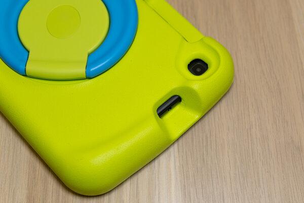 Недорогой, противоударный инадёжный. Тестируем детский планшет Galaxy TabA 8.0 Kids Edition — Особенности детского планшета. 2