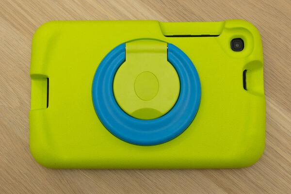 Недорогой, противоударный инадёжный. Тестируем детский планшет Galaxy TabA 8.0 Kids Edition — Особенности детского планшета. 1
