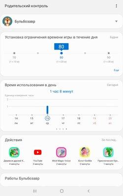 Недорогой, противоударный инадёжный. Тестируем детский планшет Galaxy TabA 8.0 Kids Edition — Особенности детского планшета. 9