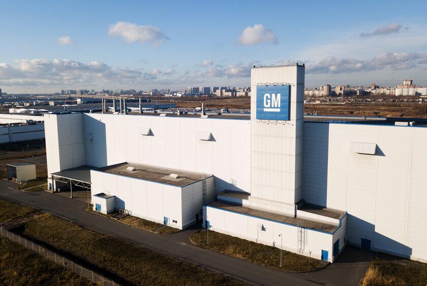 Бывший завод General Motors вСанкт-Петербурге перешёл кHyundai