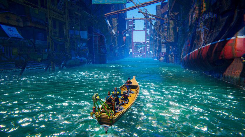 Разработчики War Thunder издадут игру про затопленный мир будущего