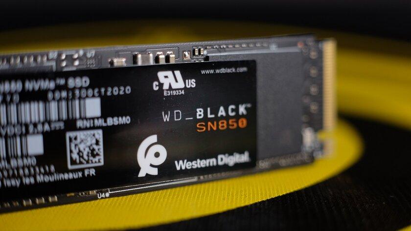 Мечта любого геймера: обзор WD Black SN850 NVMe