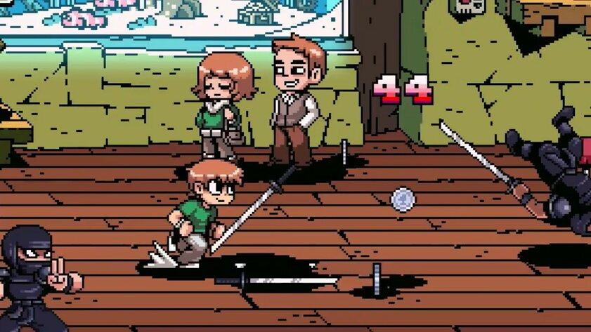 Пиксель-арт идраки сбывшими: полное издание Scott Pilgrim vs. The World вышло всвет