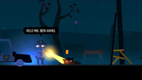 Паранормальные явления инемного юмора: вEGS раздают Night in the Woods