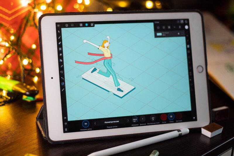 Две программы водной. Как Affinity Designer дляiPad заменяет иPhotoshop, иIllustrator
