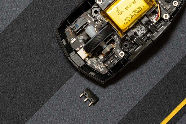 Обзор ASUS ROG Strix ImpactII Wireless: красивые материалы исъёмные переключатели