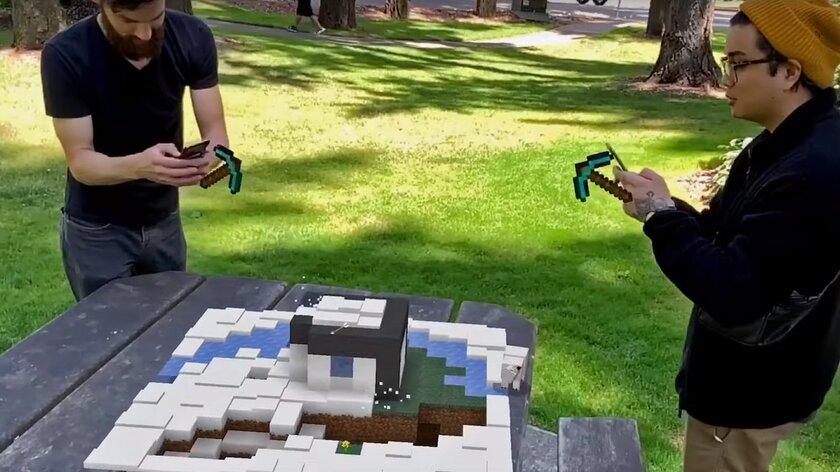 В июне Minecraft Earth прекратит своё существование: всему виной коронавирус