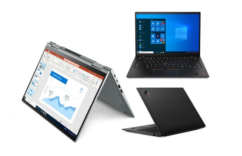 Lenovo ThinkPad X1 Carbon иX1 Yoga стали мощнее иполучили продвинутую технологию дляконференц-связи