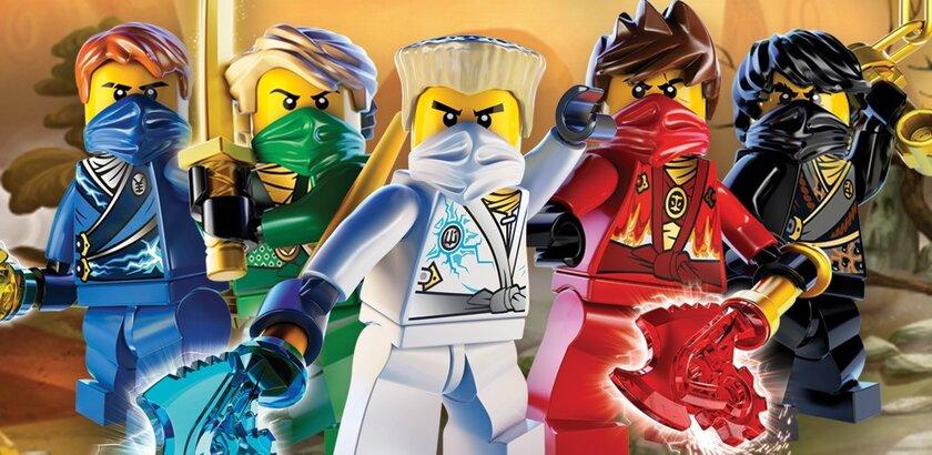 LEGO NINJAGO празднует десять лет иготовит крелизу новый набор