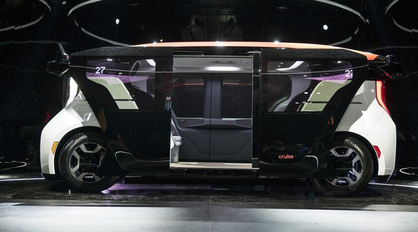 Microsoft иHonda вложили 2 млрд долларов втехнологию автономного авто