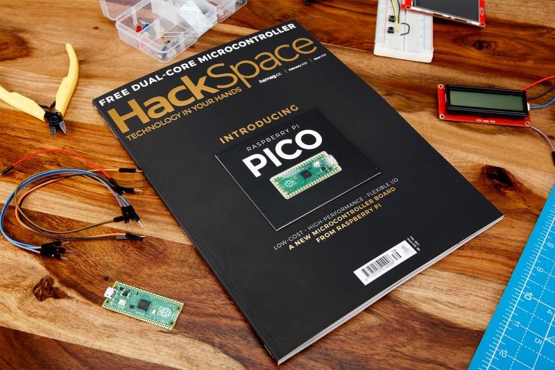 Raspberry выпустила Pi Pico— свой самый маленький компьютер. Он стоит всего4 доллара