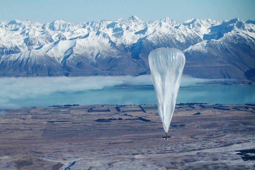 Google закрыла Project Loon: раздавать интернет воздушными шарами больше небудут