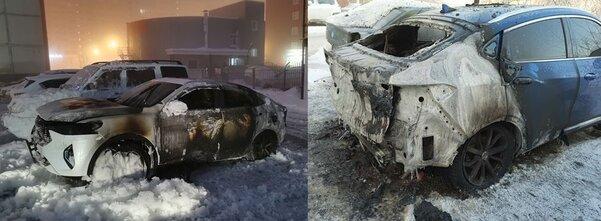 Китайский Lexus невыдержал морозов изагорелся: вРоссии отозваны Haval F7 иF7x