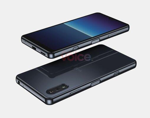 Так выглядит новый Xperia Compact— конкурент iPhone 12 mini отSony