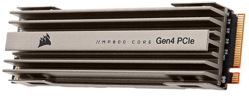 SSD сжидкостным охлаждением: накопитель отCorsair на2 ТБ оценили в460 долларов
