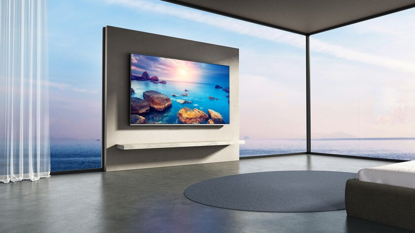 Xiaomi представила 75-дюймовый QLED-телевизор наAndroid 10