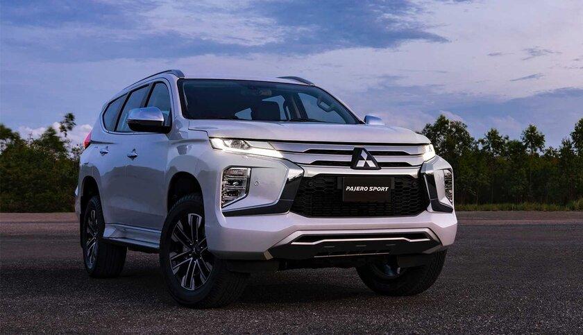 Mitsubishi привезёт вРоссию новые Eclipse Cross иPajero Sport