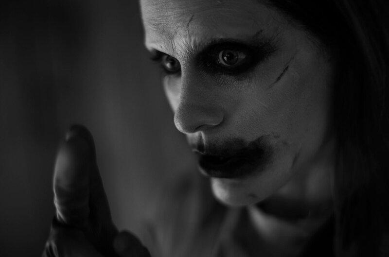 Похож наЛеджера: Зак Снайдер показал жуткую версию Джокера Джареда Лето