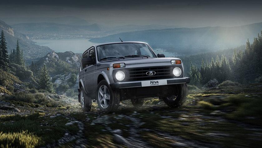 Renault рассказала оновой «Ниве»: кузов избудущего, приличная проходимость ирелиз в2024 году