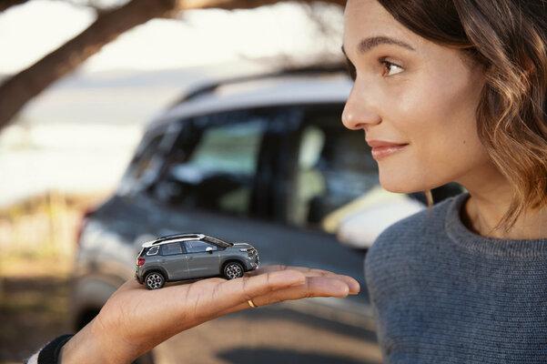 Представлен новый Citroën C3 Aircross: кроссовер поступит впродажу уже виюне