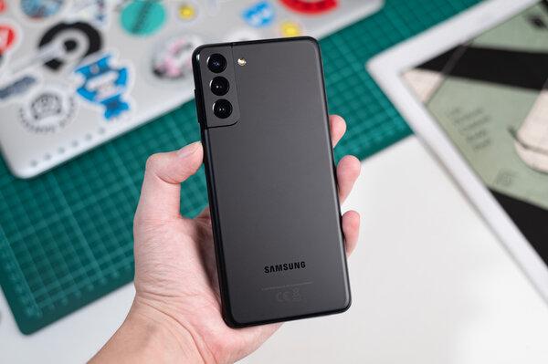 Обзор Samsung Galaxy S21+: Android-смартфон, который я обычно советую людям
