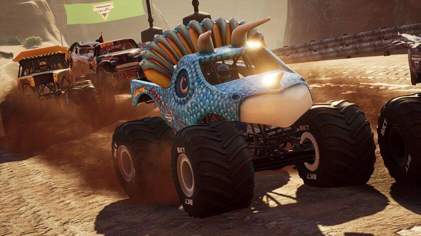 Монстр-траки, грязь иновые карты: Monster Jam Steel Titans 2 отправилась врелиз