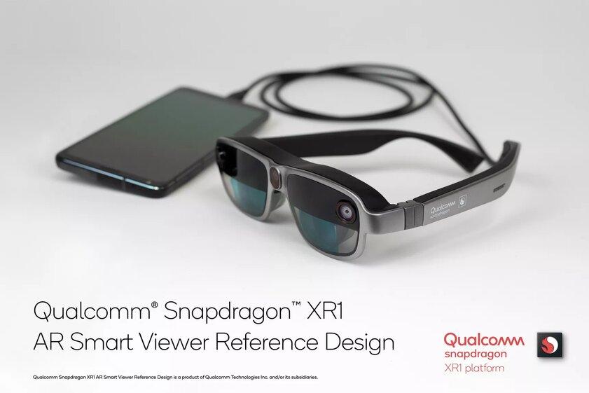 Qualcomm показала VR-очки, которые станут основой дляаналогов отдругих производителей