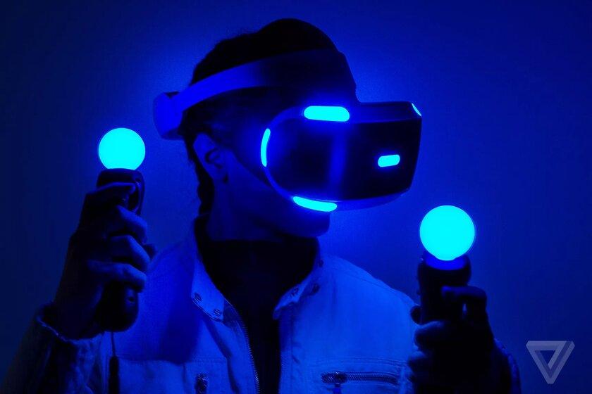 Sony анонсировала новую VR-гарнитуру дляPlayStation 5