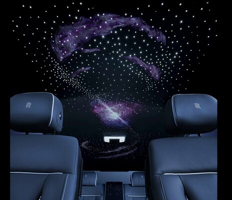 Rolls Royce представила Phantom Tempus Collection: ограниченную линейку вчесть космоса