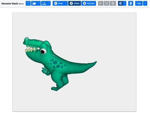 Эта утилита создаёт 3D-анимации поконтурному наброску. Теперь она доступна бесплатно