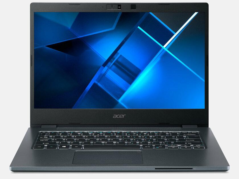 Acer привезла вРоссию TravelMate P4— практичный ноутбук навсе случаи жизни