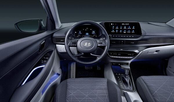 Hyundai представила свой самый маленький паркетник дляЕвропы