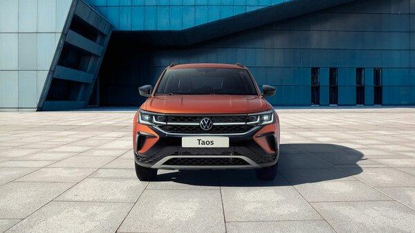 Volkswagen раскрыл информацию ороссийской версии кроссовера Taos