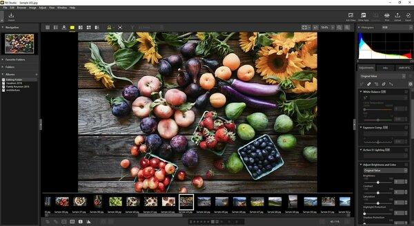 Nikon выпустила NX Studio— бесплатную программу дляпросмотра иобработки фото ивидео